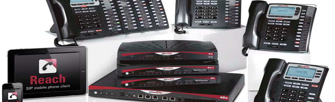 Allworx VOIP Systems